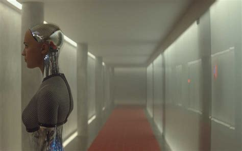 ex machina director director alex garland probes the limits of artificial