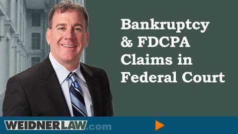Federal Bankruptcy Court Records A Deluge Of Fair Debt Collection Cases In Bankruptcy Court
