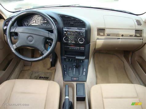 1994 BMW 3 Series 318i Sedan Beige Dashboard Photo