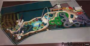 Fun Spot Orlando Map by Fun Spot Expansion Plans Parkrumors Com