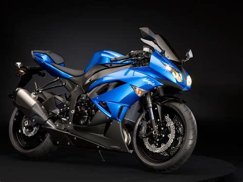 Kawasaki Blue by Blue Kawasaki Zx 6r Wallpup