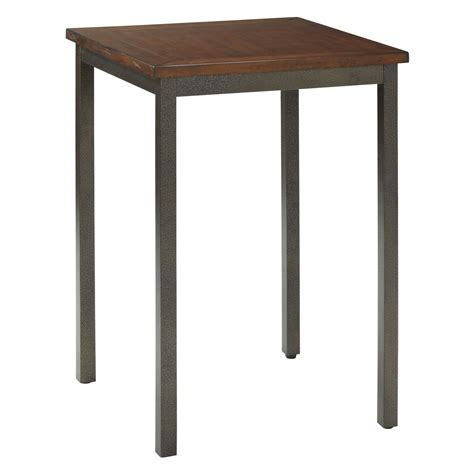 Pub Bar Table Home Styles Cabin Creek Square Pub Table Bar Pub Tables At Hayneedle