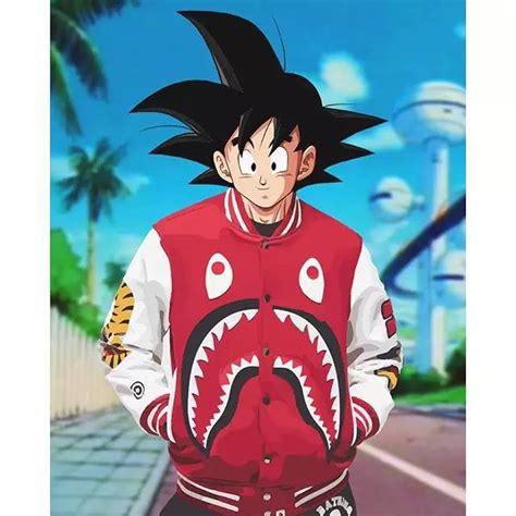 Iphone 8 Supreme Kid Goku Hardcase 1 1 bape goku sale