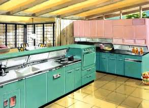 design through the decades phoenix az 1950s kitchens