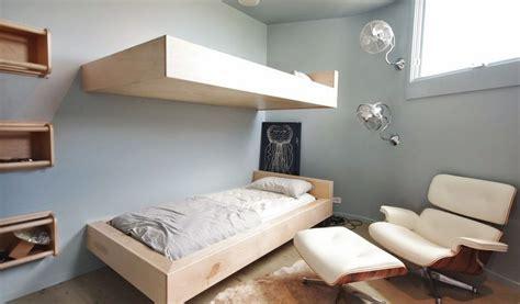 floating beds elevate  bedroom design    level