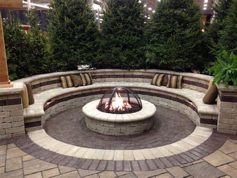 fire pit designs aspen