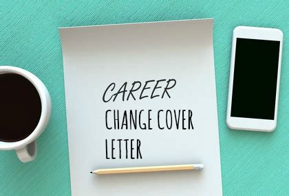 cover letters for career changers cover letters for career changers resume and letter