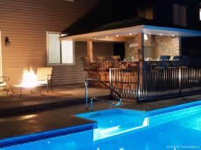 The Backyard Bar Outdoor Bar And Pool