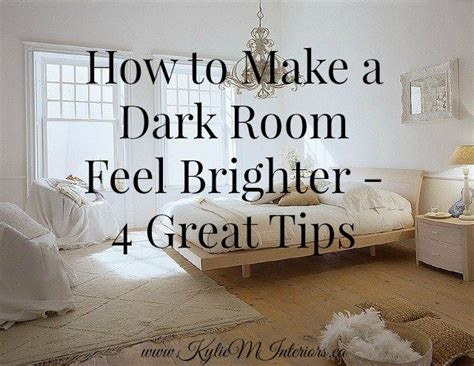 best way to light a room 1000 ideas about brighten dark rooms on pinterest dark
