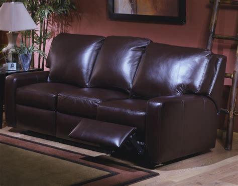 venetian recliner leather reclining sofa from wellington s