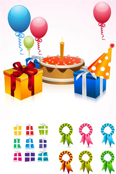 birthday clipart balloons vector graphics page 2