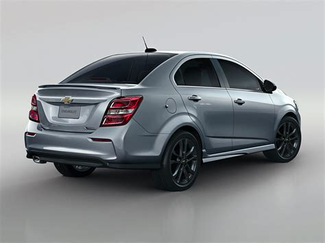 Auto Ls by New 2017 Chevrolet Sonic Price Photos Reviews Safety