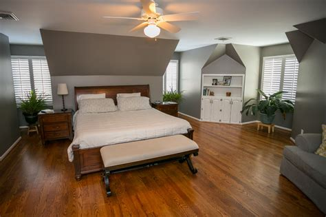 remodeling a bedroom master bedroom remodel with plantation shutters modern bedroom kansas city by horizon