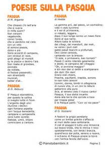 testi di poesie 17 best images about poesie filastrocche e on