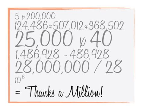 Thank You Letter For In Math Thank You Cards Math Thanks At Minted