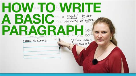 how to write a basic essay how to write a basic paragraph