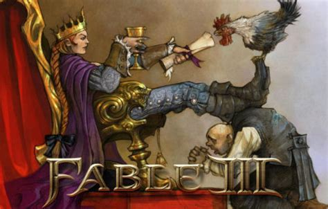 fable 3 couch co op co optimus news fable 3 news is going to make you