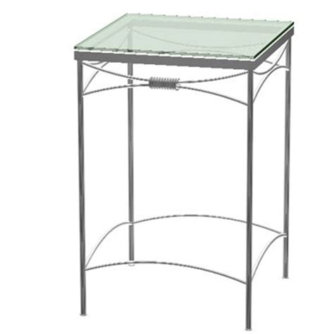 glass top bedside table redhouse bedside table with glass top