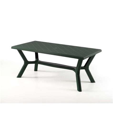 tavoli da arredo tavolo da giardino quot carribe quot 175x90 cm verde