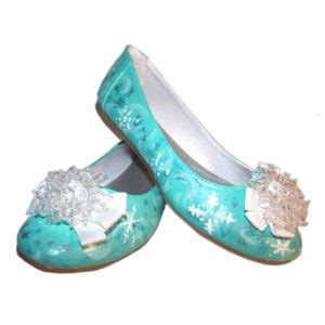 diy elsa shoes paint a pair of princess elsa shoes inspired by frozen
