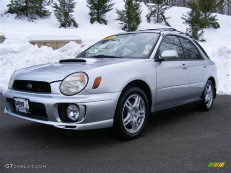 silver subaru wrx 2003 subaru impreza wrx silver imgkid com the