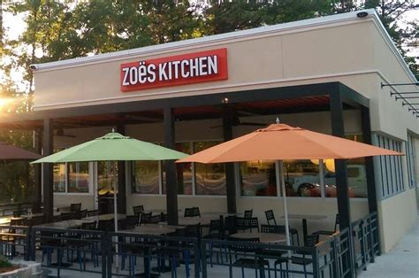 Zoes Kitchen Columbia by Zoes Kitchen Columbia Sc Forest Drive Ppi