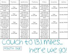 12 week couch to half marathon couch to half marathon in 3 months posted by melissa