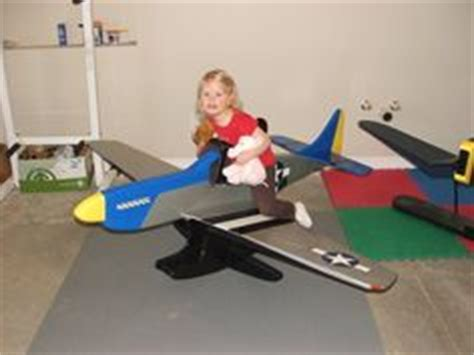 wooden airplane rocker plans woodworking projects plans