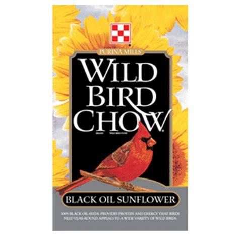 purina classic blend wild bird food black oil sunflower