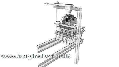 Paper Brick Machine - how it s made manual brick machine construction