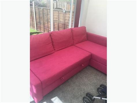 pink corner sofa bed pink ikea corner sofa bed bloxwich wolverhton