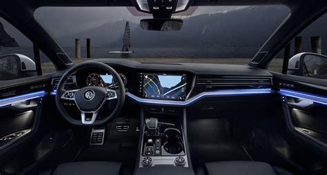2019 Vw Touareg Tdi by 2019 Volkswagen Touareg V6 Tdi Review Gtspirit