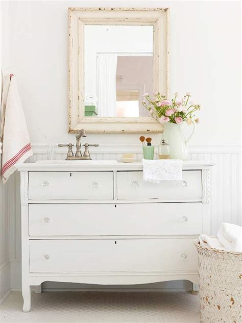 cottage style vanities for bathrooms cottage style bathroom guest post