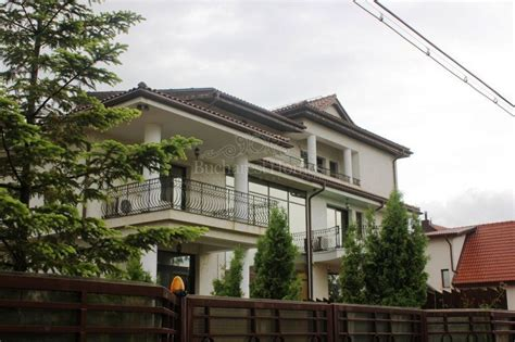 six bedroom house with indoor pool in pipera rental