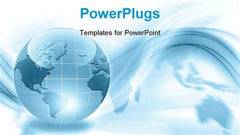 global powerpoint template free powerpoint template global