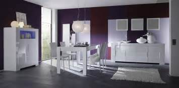 Salle a manger blanc laqu 233 conforama d 233 co maison conforama meuble