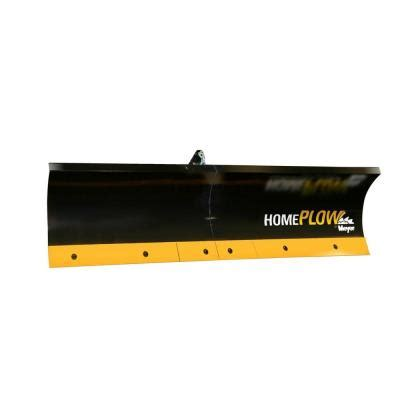 home plow by meyer 80 in x 18 in residential auto