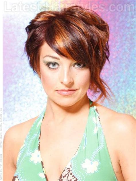 easy formal hairstyles short hair prom hairstyles for short hair pictures and how to s