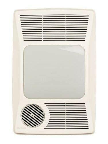 broan hl bathroom fan  adjustable heater  light nutone heat light bath ebay