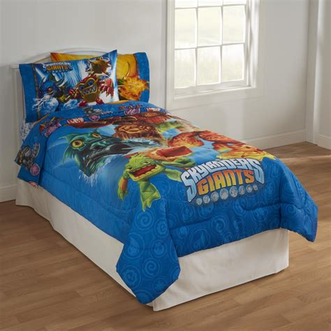 skylander bedroom skylanders giants twin comforter shop your way online