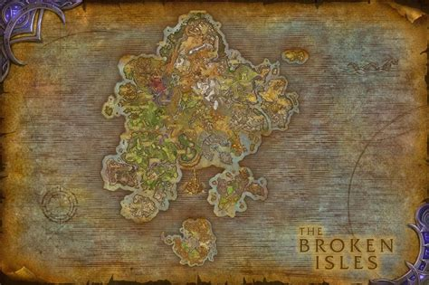 world  warcraft find  broken isles zones quiz  moai