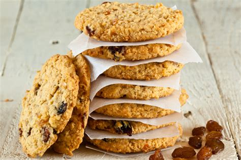 The healthiest types of cookies
