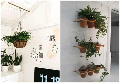 como decorar plantas con macetas decorar con plantas maceteros originales alas de mariposa