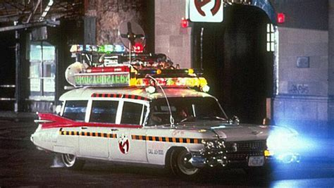 New Ghostbusters ECTO 1 Photos Tweeted; Fans Irked. Here