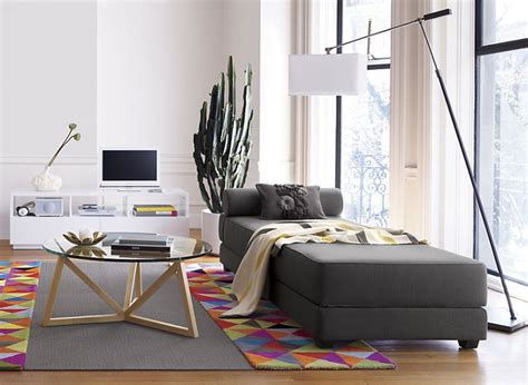 room and board daybed the best sofas for small spaces
