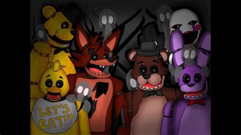 Bangsing Golden just like balloons a five nights at freddy s fnaf