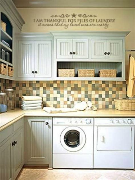 tips  creating  great laundry room