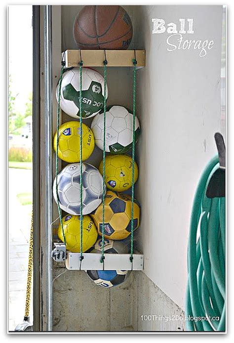 Garage Storage For Balls 25 Garage Storage Ideas That Will Make Your So Much