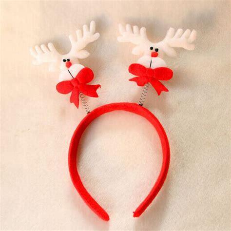 Best Seller Costumes Kostum Natal Slc 13 aliexpress buy santa glove headband costume hair band new year