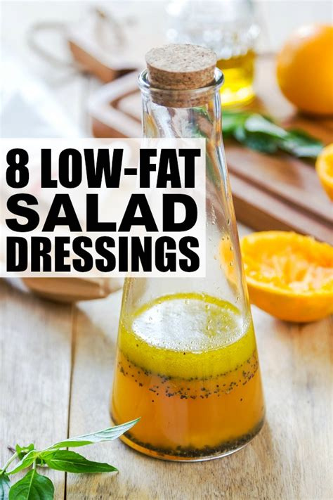 healthy fats salad dressing low salad dressings and